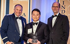 Yony Feng, Council of Outstanding Young Engineering Alumni