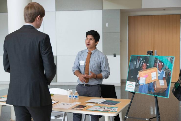 Social Enterprise Career Fair 2015
