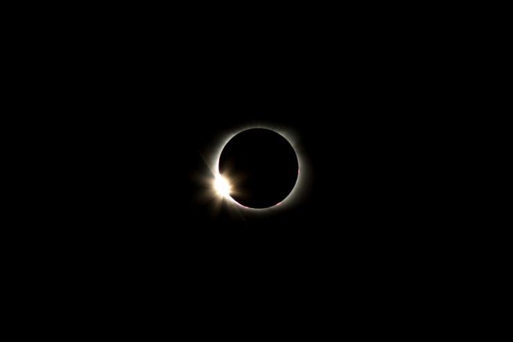 Eclipse from Clayton, Georgia