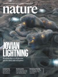 Nature cover - August 6, 2020