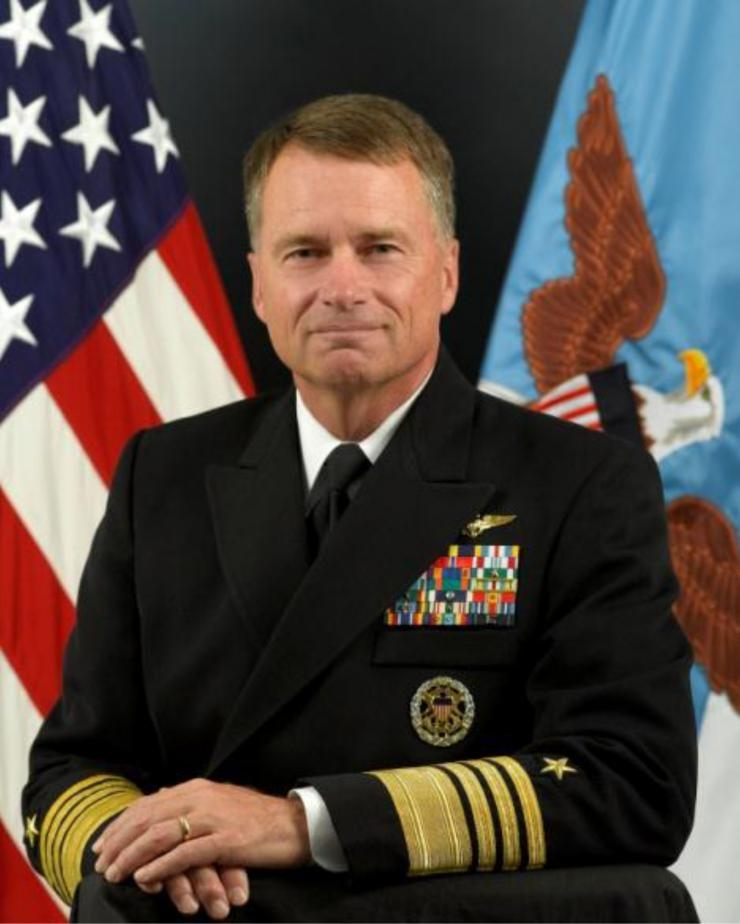 "Admiral James ""Sandy"" Winnefeld"