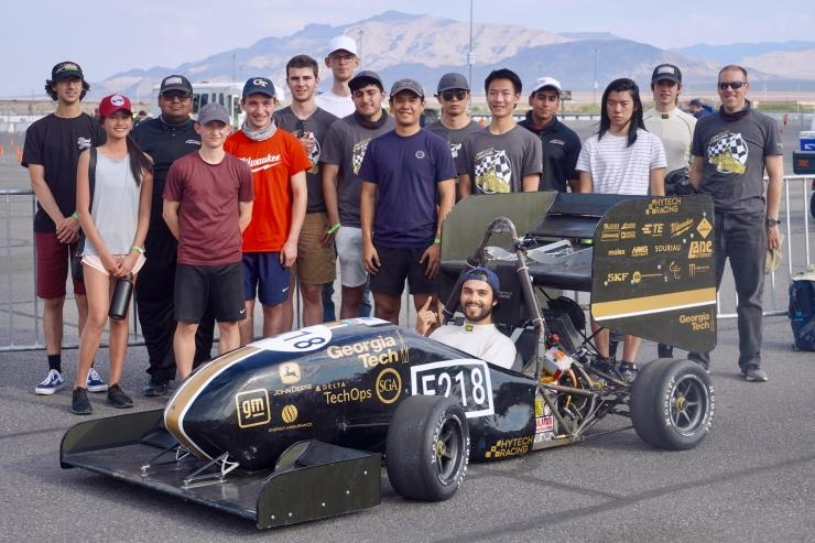 The HyTech Competition Team