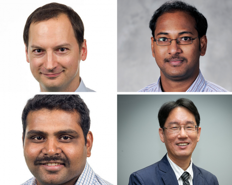 ECE Research Faculty Promotions