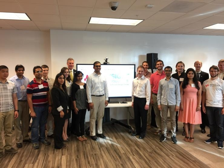 Keysight Technologies opens Software Design Center at Georgia Tech III