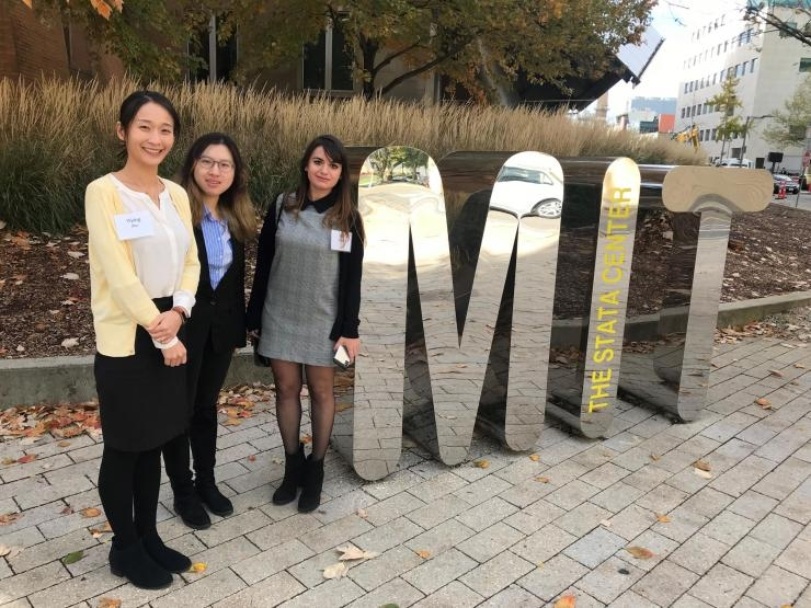 ECE Graduate Students Attend Rising Stars Workshop