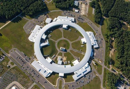 National Synchrotron Light Source II