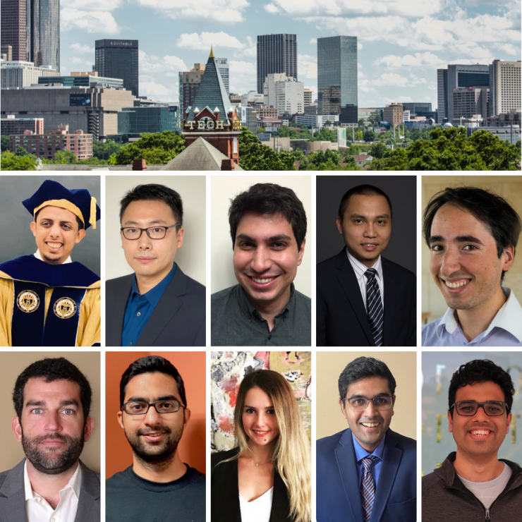 New Engineering Faculty Members, All Hailing from Georgia Tech ECE