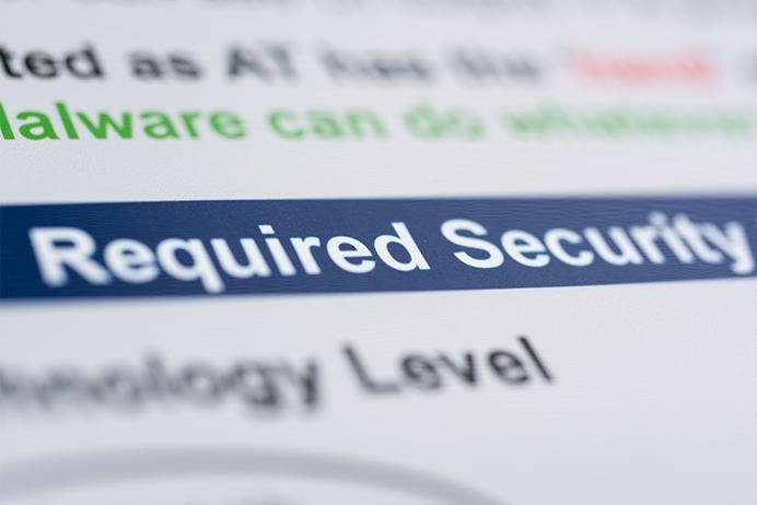 IISP - required security poster