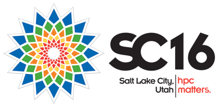 SuperComputing 2016 logo