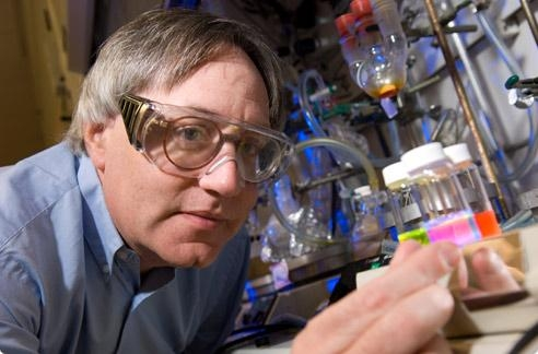 Seth Marder, Regents Professor in the School of Chemistry and Biochemistry and COPE's founding director. (Photo by Georgia Tech.)