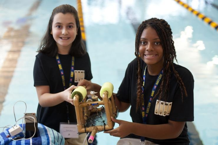 National SeaPerch Competition Comes to Georgia Tech