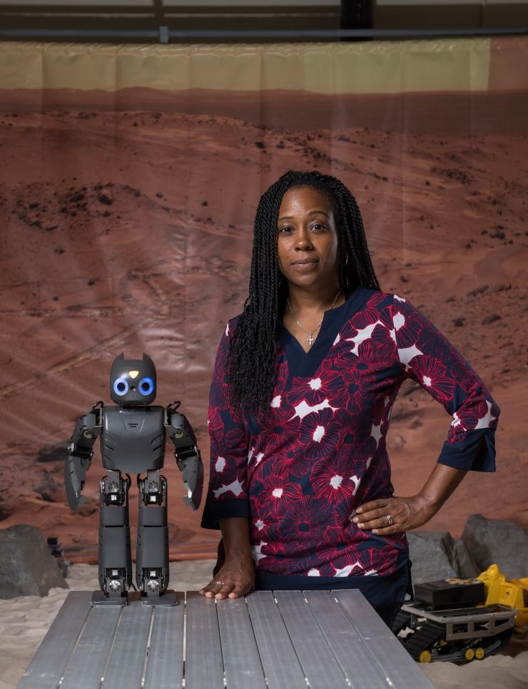 Tutoring robots - Ayanna Howard