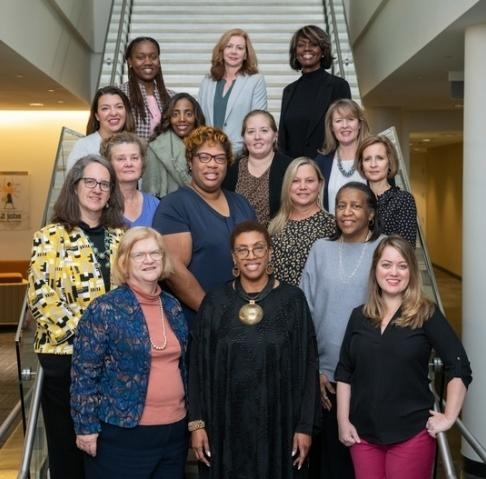 Leading Women@Tech Fourth Cohort Participants