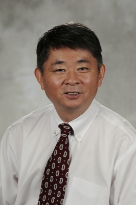 photograph of Geoffrey Ye Li