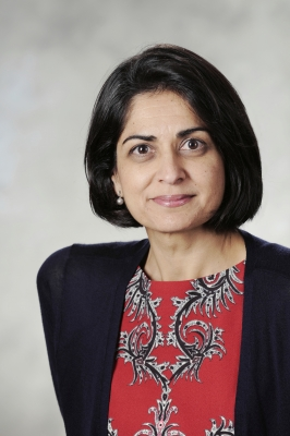 photograph of Pamela Bhatti